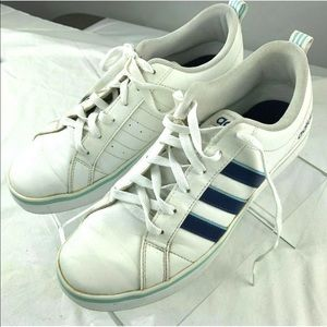 Adidas Neo VS Pace Sneaker Leather Shoe Mens 9